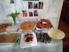 Thanksgiving Spread 2015