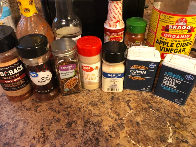 Seasonings and Sauces for Pulled Pork