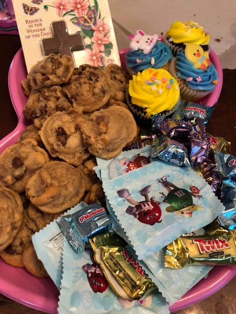 Cookies, Cupcakes & Sweets Tray