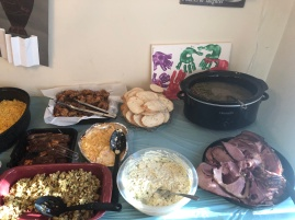 Easter 2019 Dinner Spread cont'd